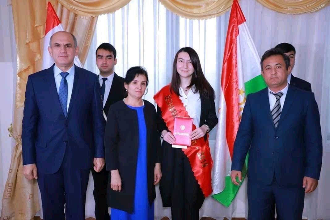 Дилфуза Ходжиева стала «Студентом года-2019»