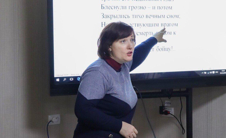 Преподавателям Согда вручены удостоверения российского образца