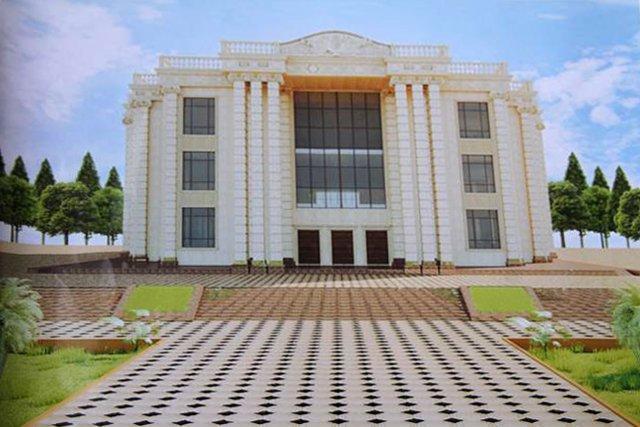 Мастчинский район: Проектная стоимость Дворца культуры составляет 30 млн. сомони
