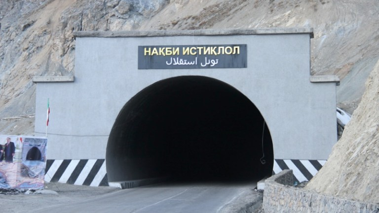 $10 million will be spent for Istiqlol tunnel