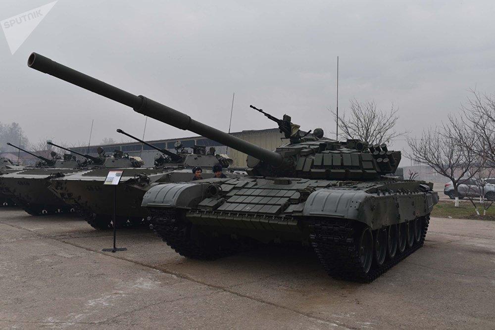 Таджикистан поднялся в рейтинге военной силы